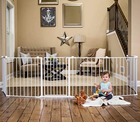 Extra Wide Baby Gates Buyer's Guide
