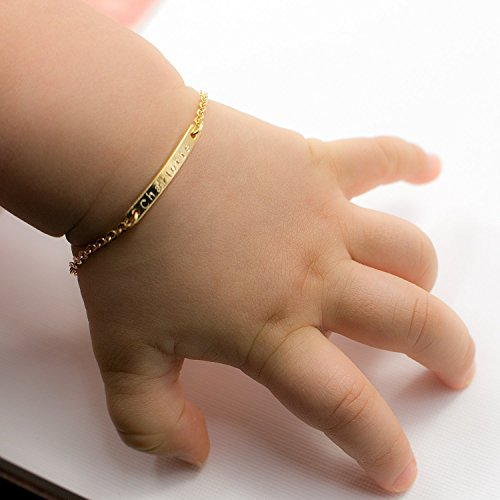 Baby Bracelets: What To Look Out For When Choosing One