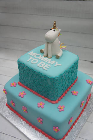 Baby Shower Cake Ideas And How To Get Them