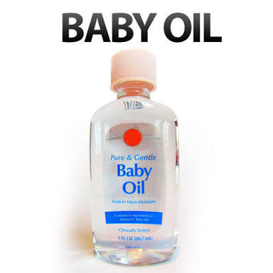 Baby Oil – Things To Know